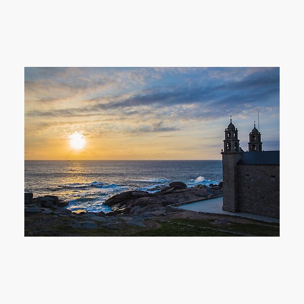 Costa da Morte - Galicia in Spain Photographic Print