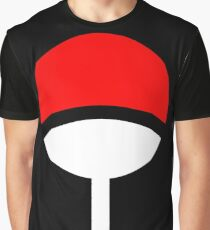 clan Uchiha Graphic T-Shirt