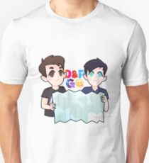 Dan and Phil Go Outside T-Shirt