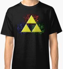 Smoky Triforce Classic T-Shirt