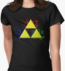 Smoky Triforce T-Shirt