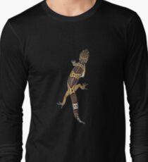 Leopard Gecko - Climbing Long Sleeve T-Shirt
