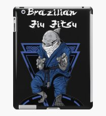 Brazilian Jiu Jitsu Shark iPad Case/Skin