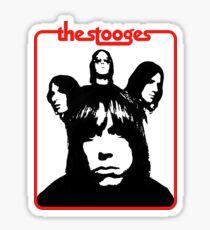 The Stooges Shirt Sticker