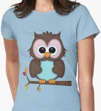 Mrs Owl  T-Shirt