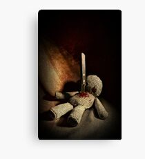 Victim Canvas Print