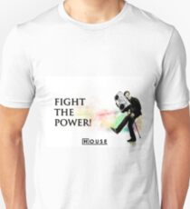 House M.D. - Fight the Power! Unisex T-Shirt