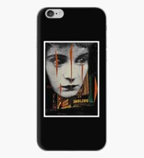 The Strip at Night Without Moon iPhone Case
