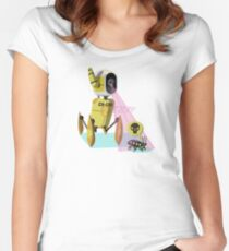 """Pest Elimination Unit CN-CR2 aka """"Concerto"""" Women's Fitted Scoop T-Shirt"""