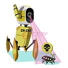 """Pest Elimination Unit CN-CR2 aka """"Concerto"""" by Kyle Armstrong"""