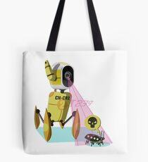 "Pest Elimination Unit CN-CR2 aka ""Concerto"" Tote Bag"