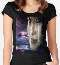 Blade Runner  Women's Fitted Scoop T-Shirt