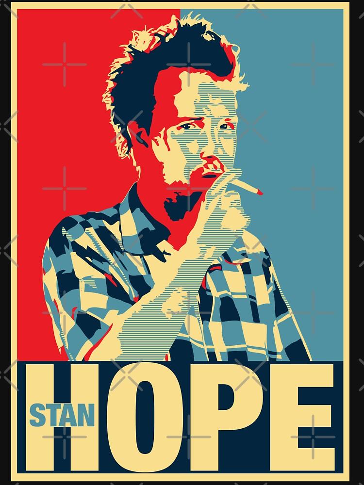 TShirtGifter presents: (Stan)Hope | Unisex T-Shirt