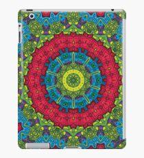 Psychedelic LSD Trip Ornament 0011 iPad Case/Skin