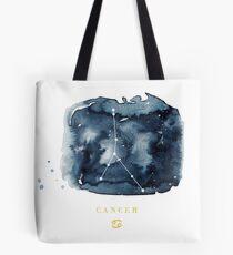 Bolsa de tela Constelación del Zodiaco Cáncer