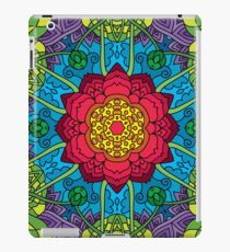 Psychedelic LSD Trip Ornament 0014 iPad Case/Skin