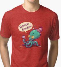 Kommissar Ärmchen Vintage T-Shirt