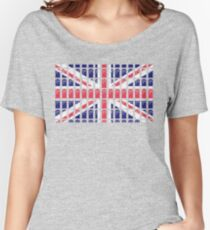 Tardis Jack Women's Relaxed Fit T-Shirt