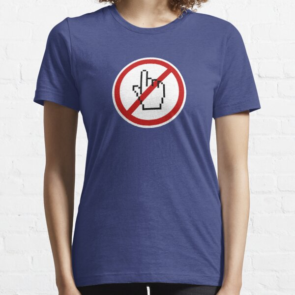 don't click on me Essential T-Shirt