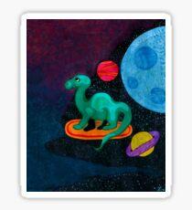 Galactasaurus Sticker