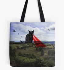 Catastrophe 2 Tote Bag