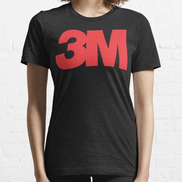 BEST SELLER - 3M Logo Merchandise Essential T-Shirt Essential T-Shirt