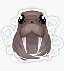 Walrus! Sticker