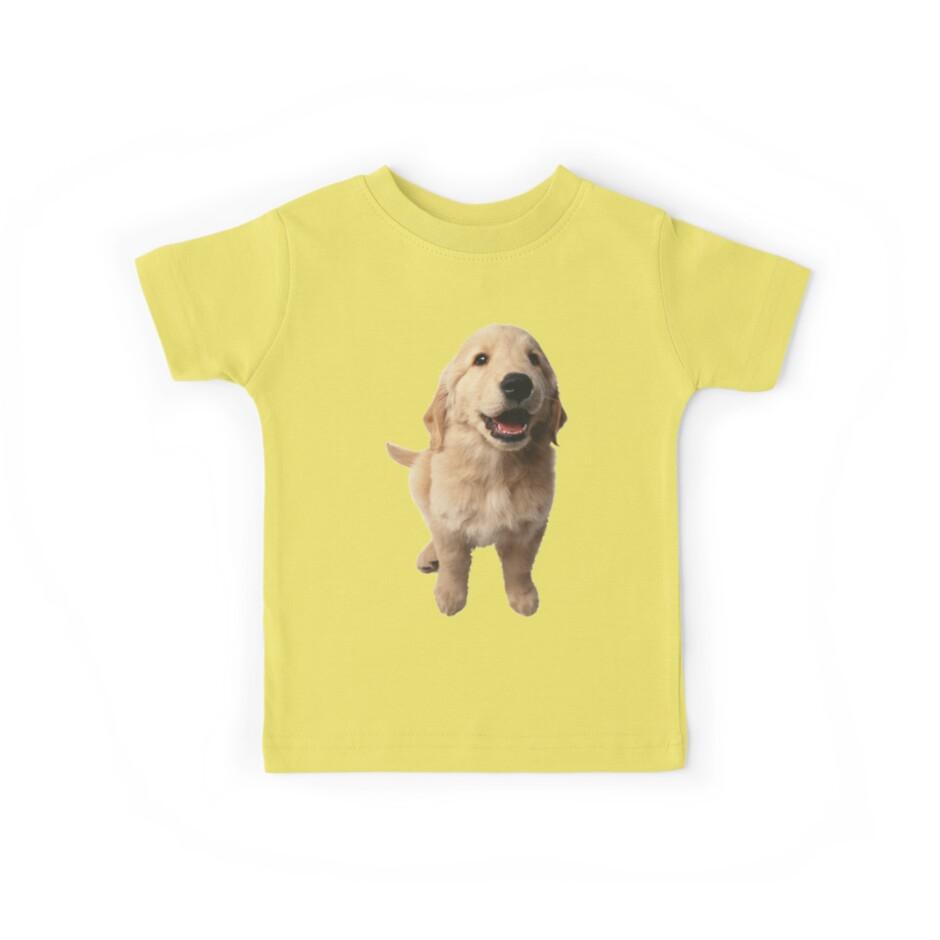 Puppy! Retriever! by Vitalia