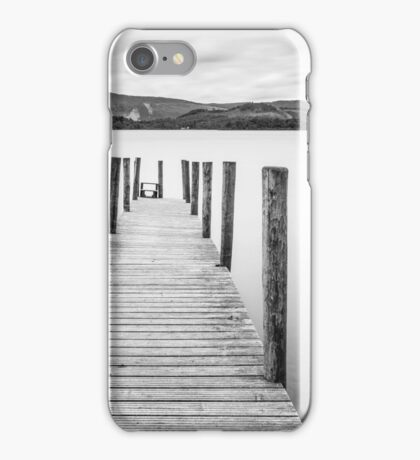 Lake District Jetty iPhone Case/Skin