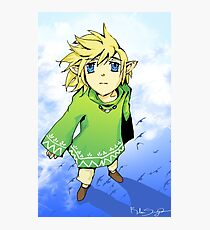 Skyward sword Photographic Print