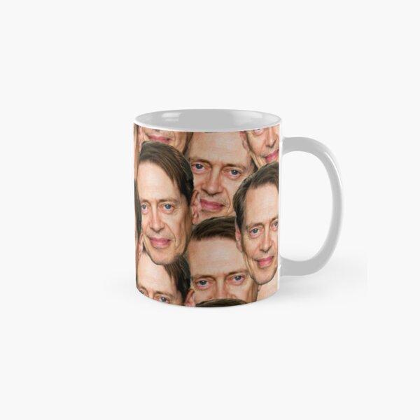 Steve Buscemi trending Head Design Classic Mug