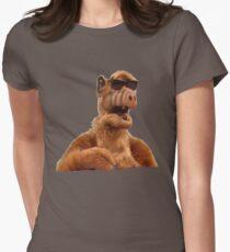 Camiseta entallada para mujer Alf
