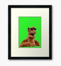 Alf Framed Print