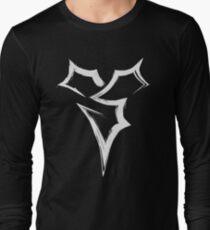 Zanarkand Abes Symbol - Silver Edition Long Sleeve T-Shirt