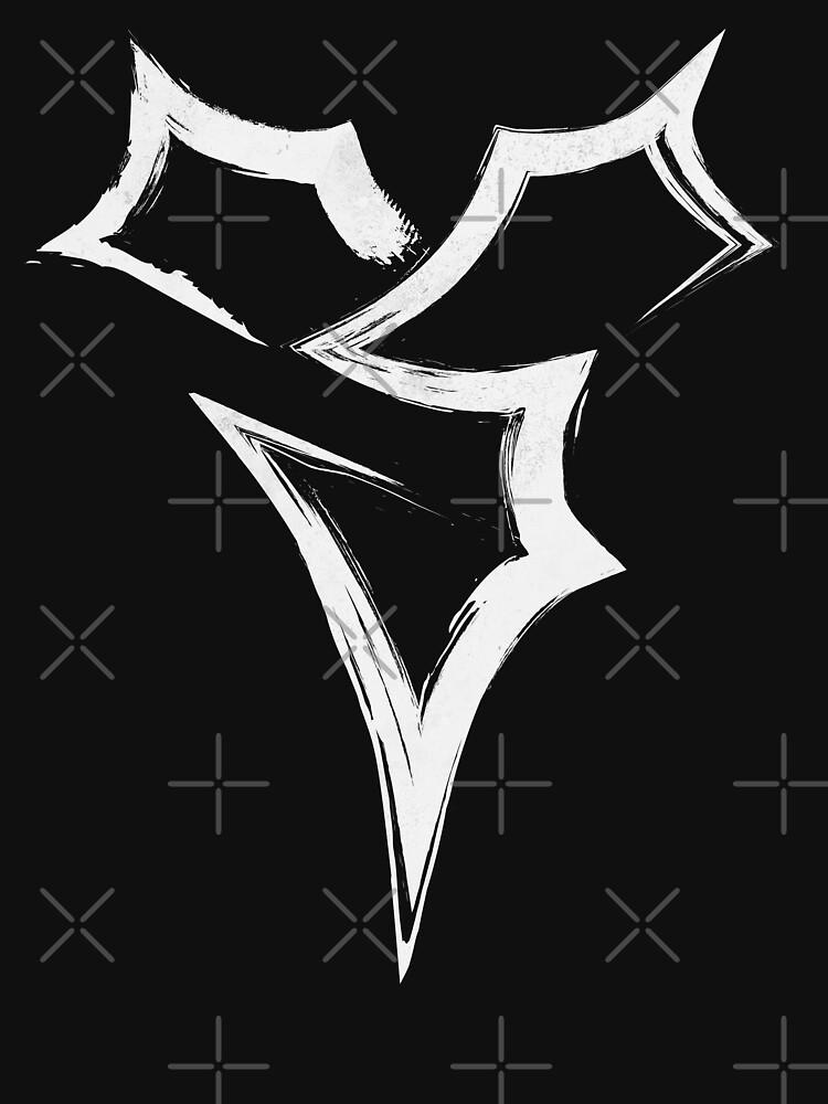 Zanarkand Abes Symbol - Silver Edition by Lidra