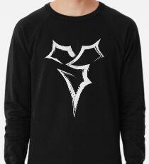 Zanarkand Abes Symbol - Silber Edition Leichter Pullover