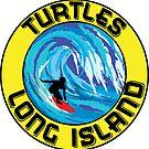 Surfing TURTLES MONTAUK LONG ISLAND NEW YORK Surf Surfboard Waves by MyHandmadeSigns