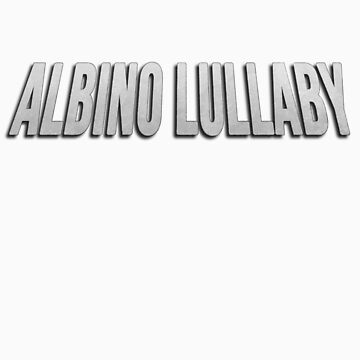 Albino Lullaby - Official Clothing and Stickers by ApeLaw