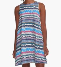 Knitted! A-Line Dress
