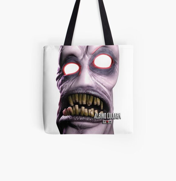 """Albino Lullaby - """"Cornelius"""" - Official Tote Bags All Over Print Tote Bag"""