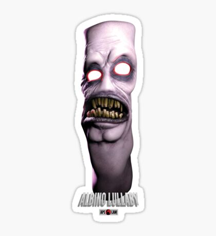 "Albino Lullaby - ""Cornelius"" - Official Stickers Sticker"