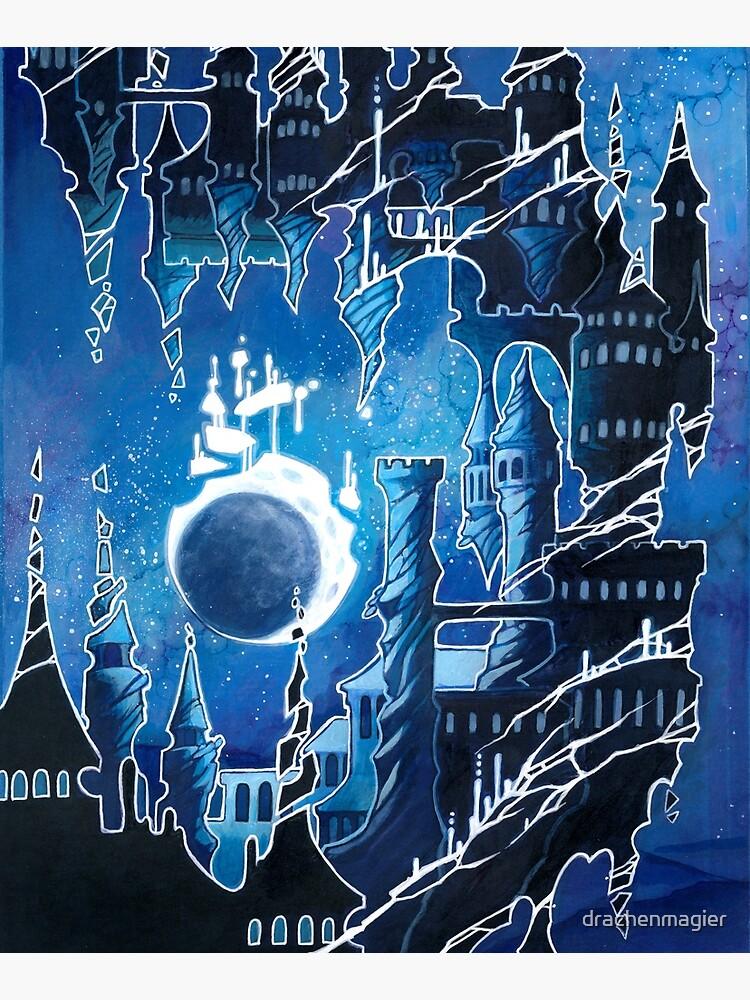 crumbling city by drachenmagier