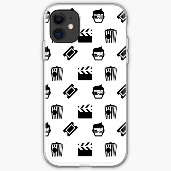 CINEMAGOER 03 iPhone Soft Case