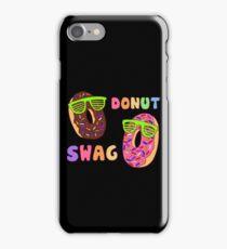 DONUT SWAG iPhone Case/Skin