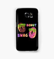 DONUT SWAG Samsung Galaxy Case/Skin