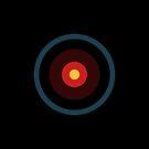 Pop eye, HAL 9000 by ElGregos