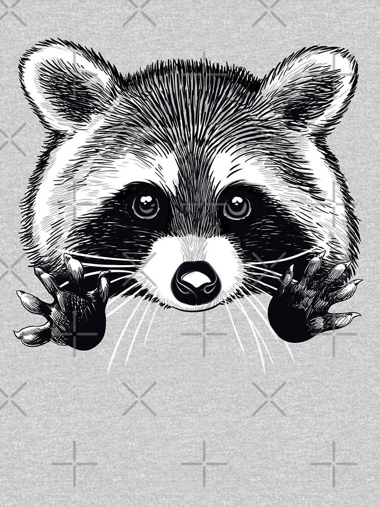 Little raccoon buddy by n21b