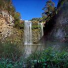 Dangar Falls in Dorrigo by Clare Colins