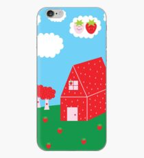 Strawberry Countryside iPhone Case