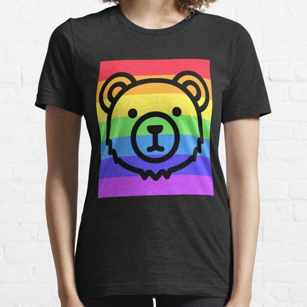 Pride Bear - Funny Gay Pride Design Essential T-Shirt